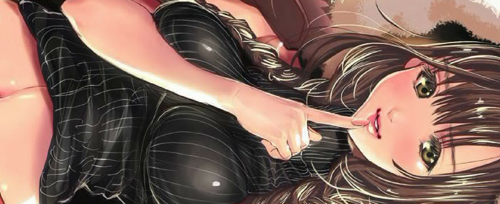 Reading Blush-DC for the Plot [NSFW]