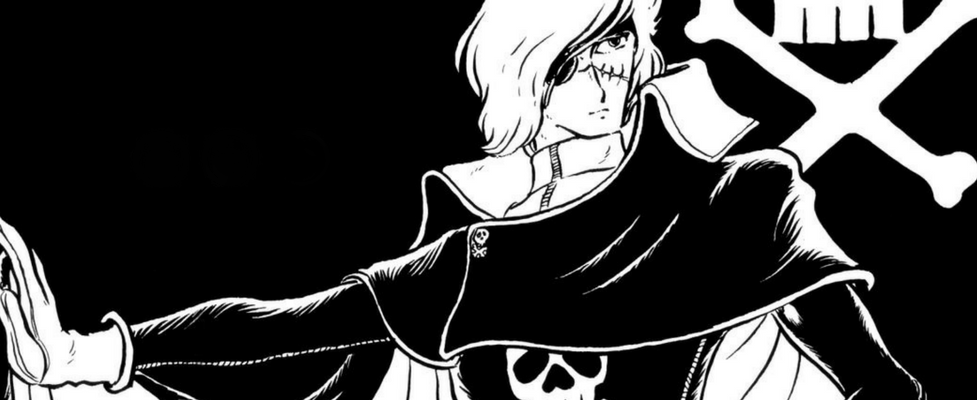 The Many Adventures of Space Pirate Captain Harlock
