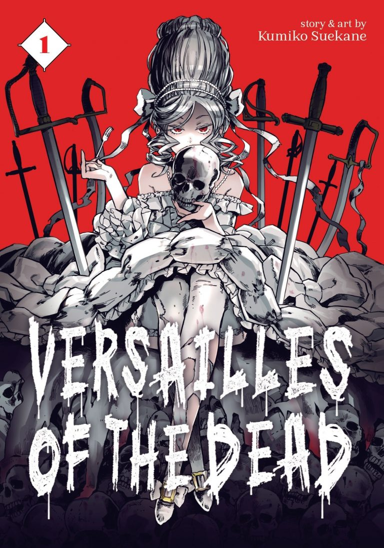 Versailles of the Dead, Volume 1
